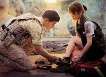 drama korea Descendants of The Sun subtittle Indonesia - Semua Episode