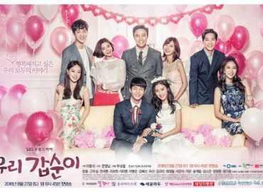 drama korea Our Gab soon / Perfect Bride