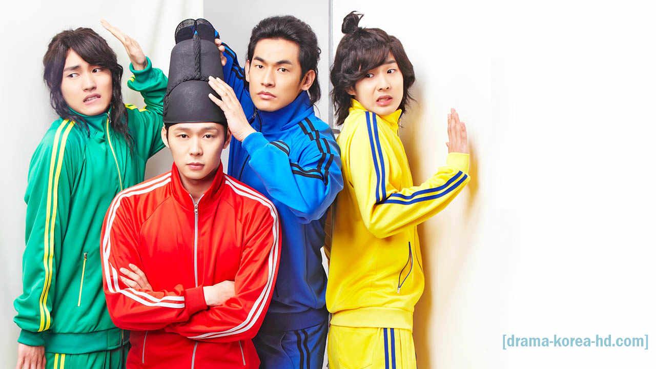 Rooftop Prince drama korea
