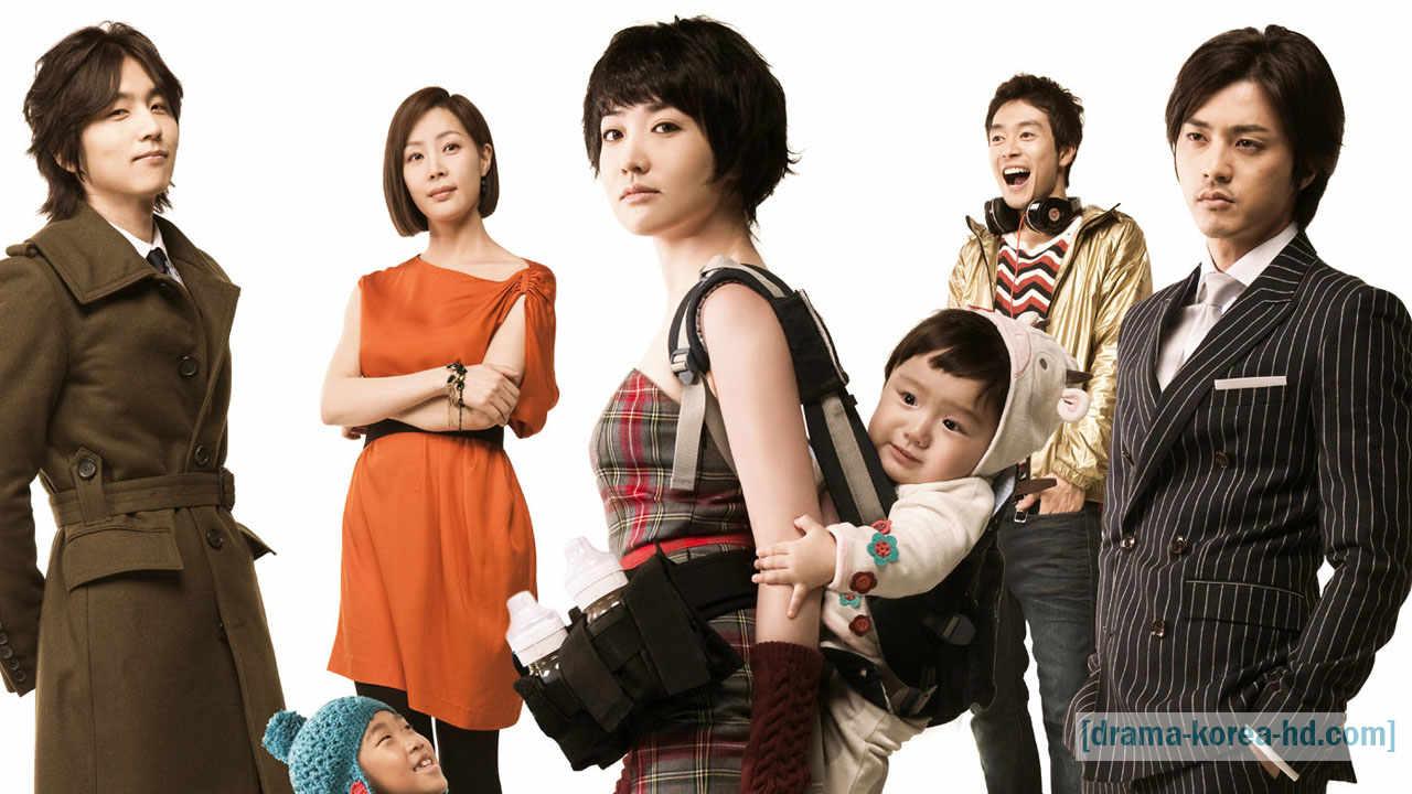 Stars Falling from the Sky drama korea