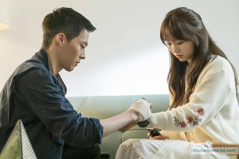 Come and Hug Me drama korea