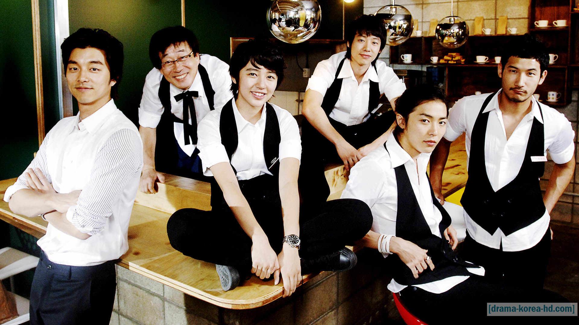 Coffee Prince drama korea