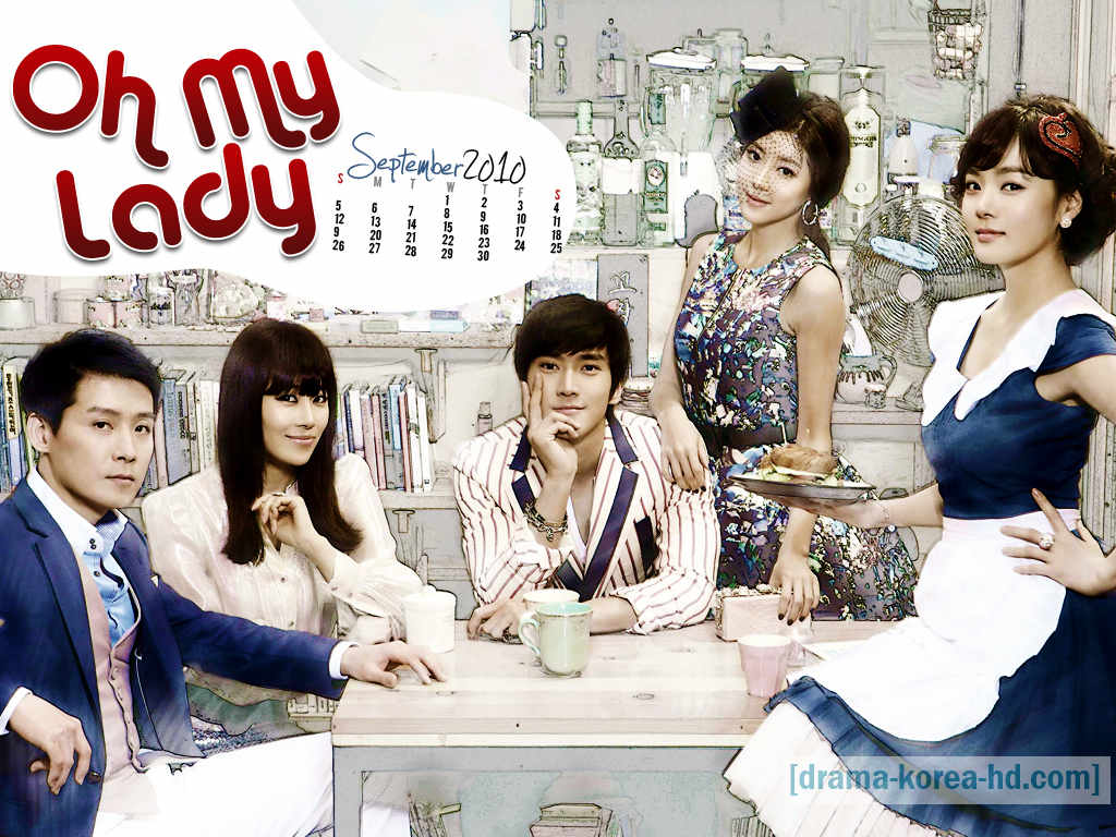 Oh! My Lady / Oh! My Love drama korea