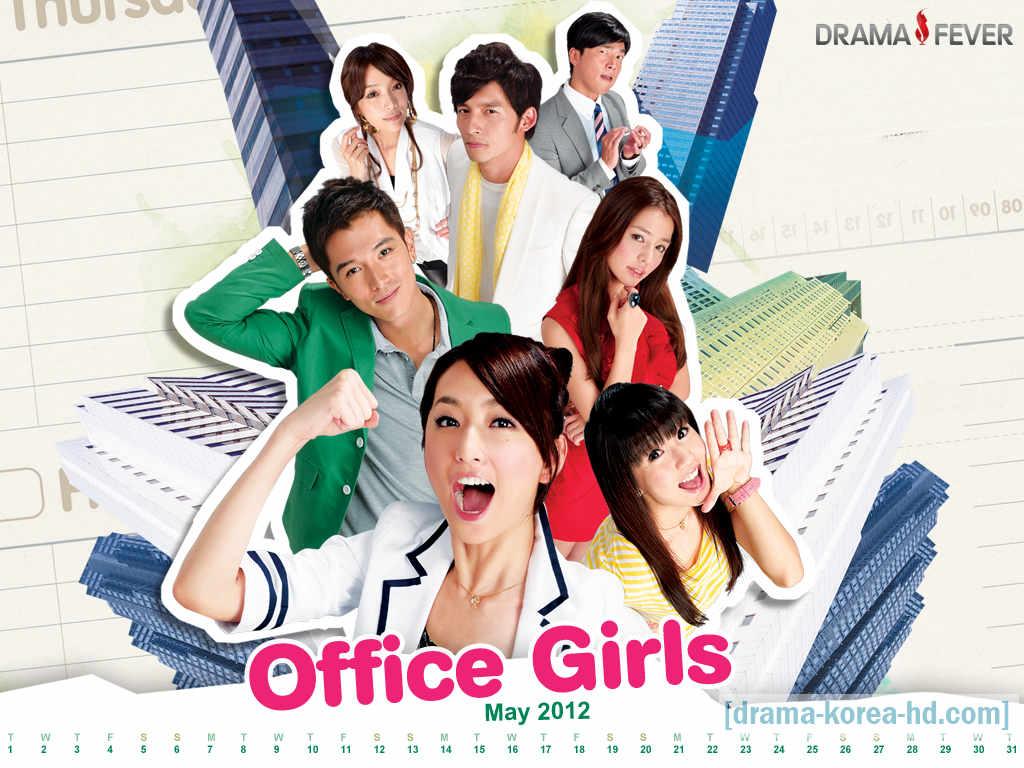 Office Girls drama korea