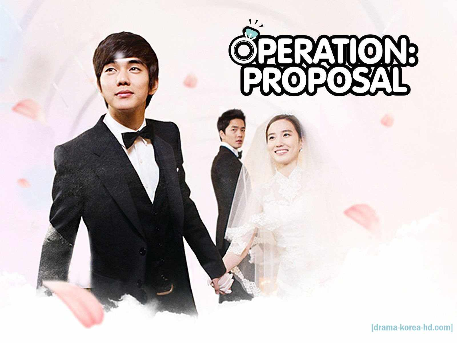 Operation Proposal drama korea