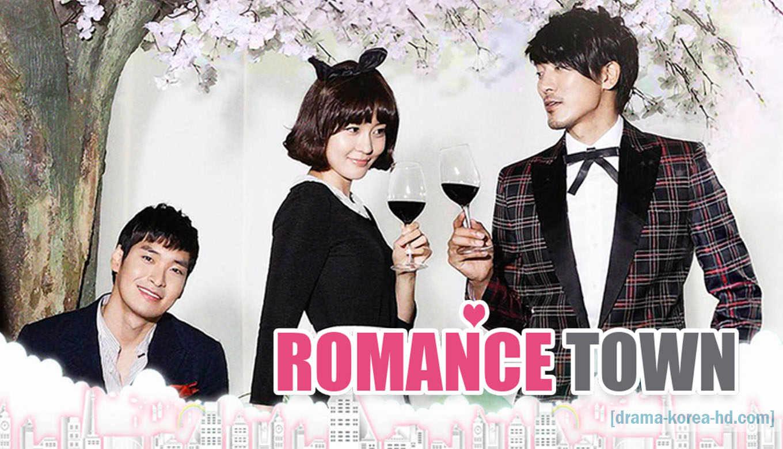 Romance Town drama korea
