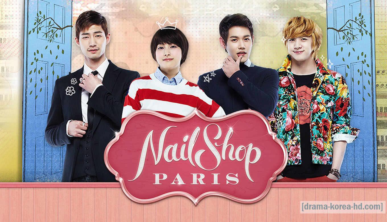 Nail Shop Paris drama korea