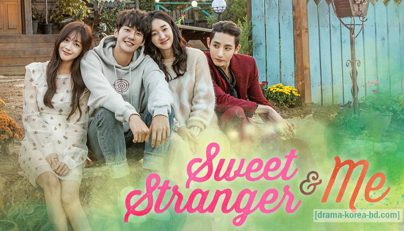 Sweet Stranger and Me / The Man Living in Our House drama korea