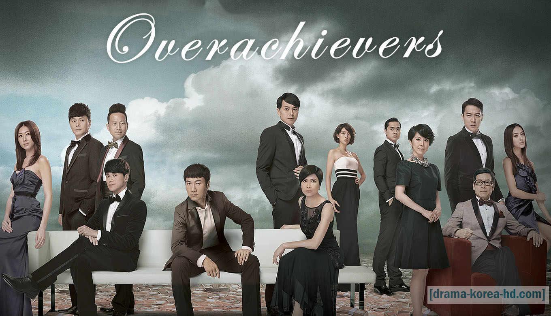 Overachievers drama korea