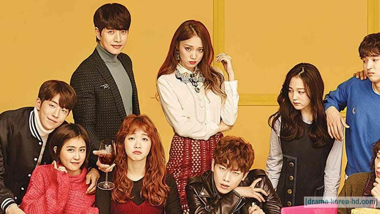 Cheese In The Trap - complete episode drama korea