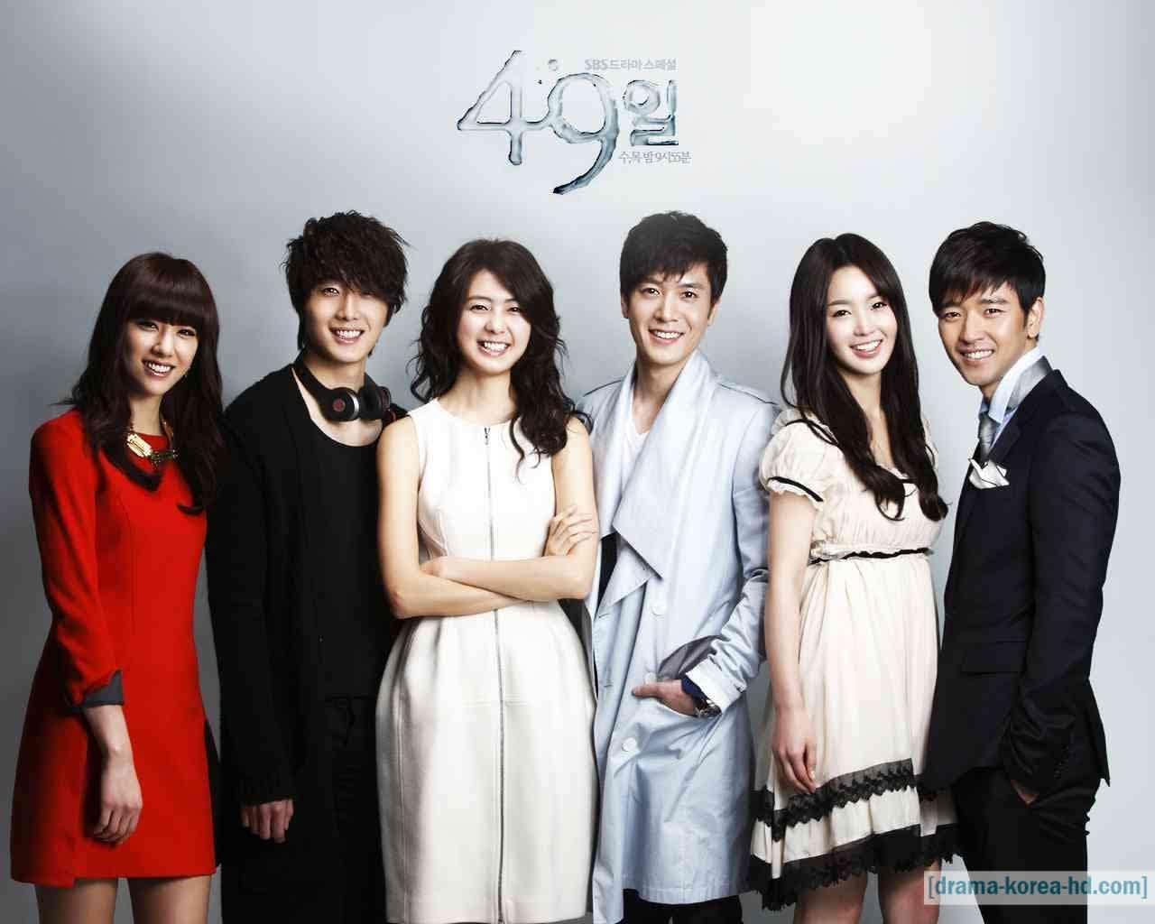 49 Days - Complete Episode drama korea