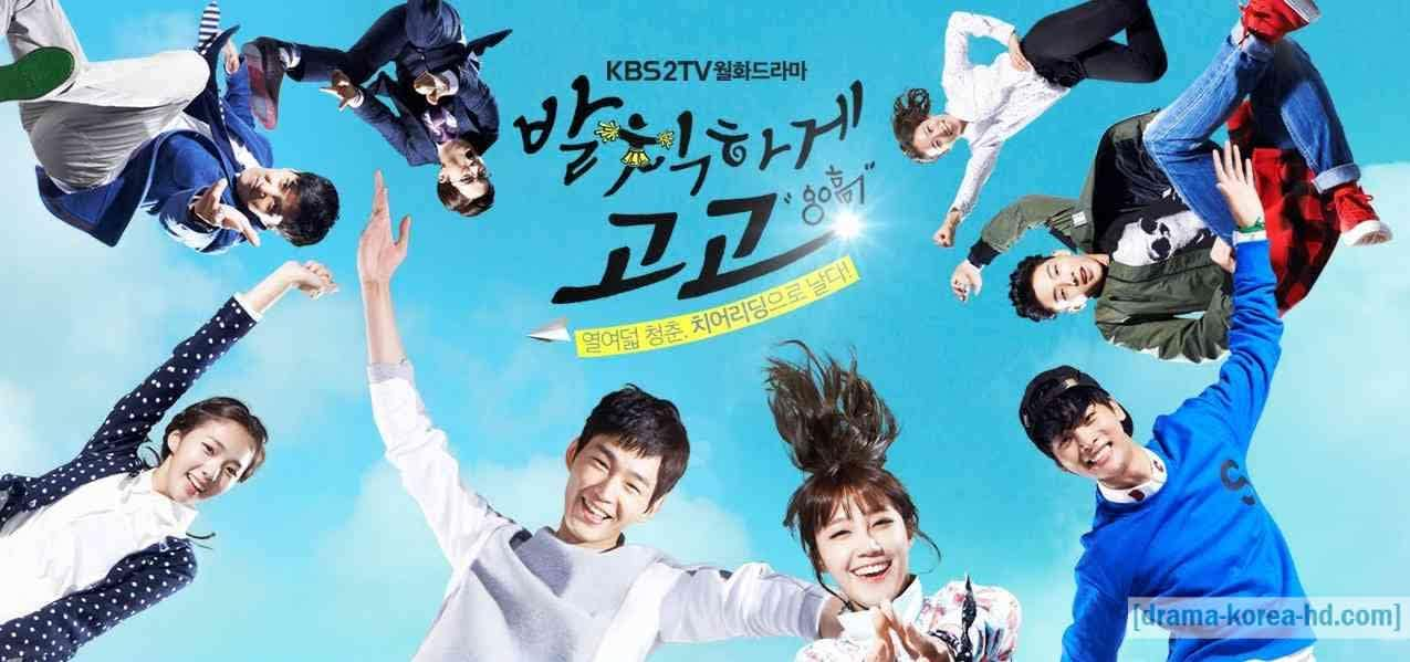 Cheer Up - all episode drama korea