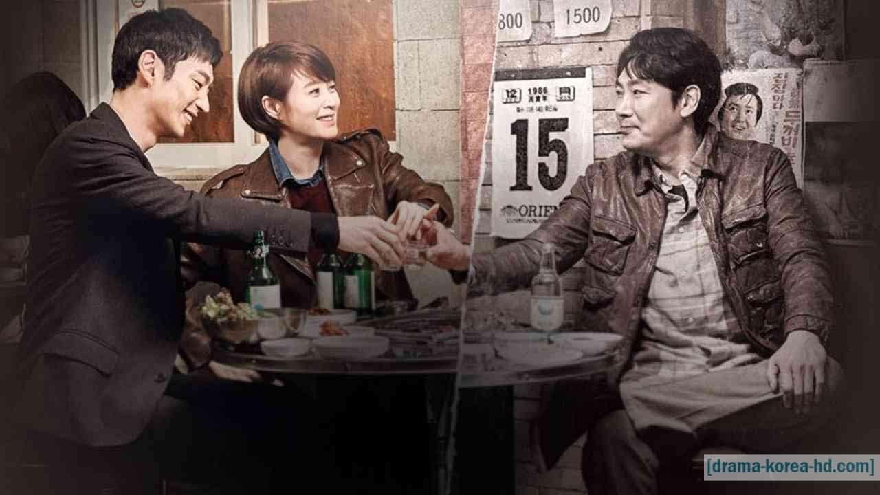 Signal - Semua Episode drama korea