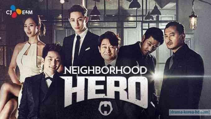 Neightborhood's Hero - Semua Episode drama korea