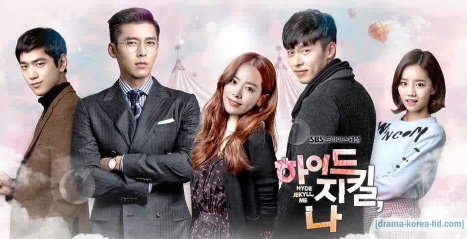 Hyde, Jekyll and I - all episode drama korea