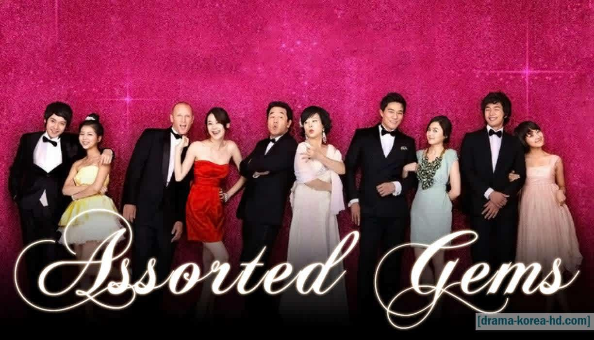 Assorted Gems Full Episode drama korea