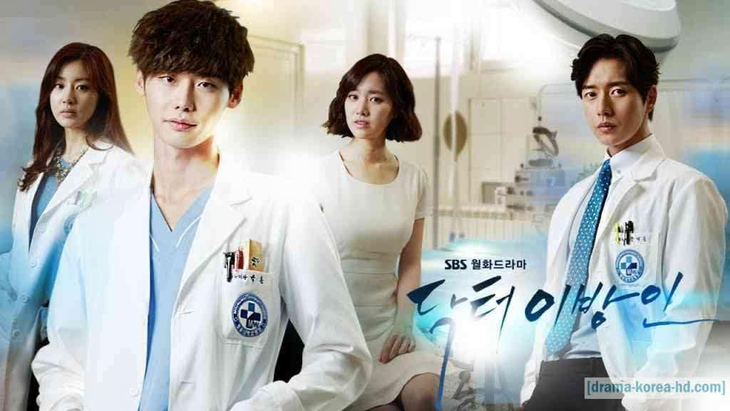 Doctor Strangers - all episode drama korea