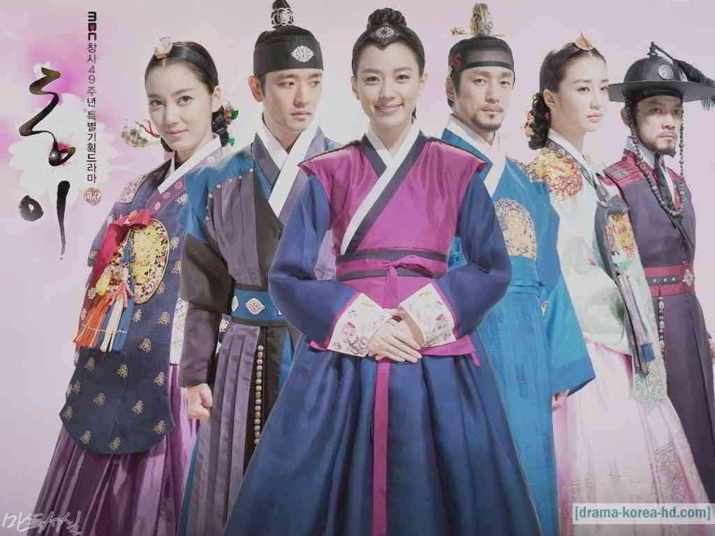 Dong Yi - Full Episode drama korea