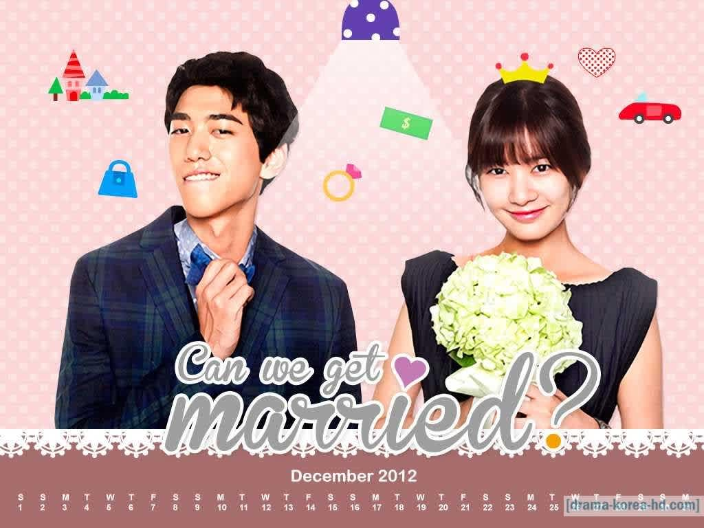 Can We Get Married All Episode drama korea