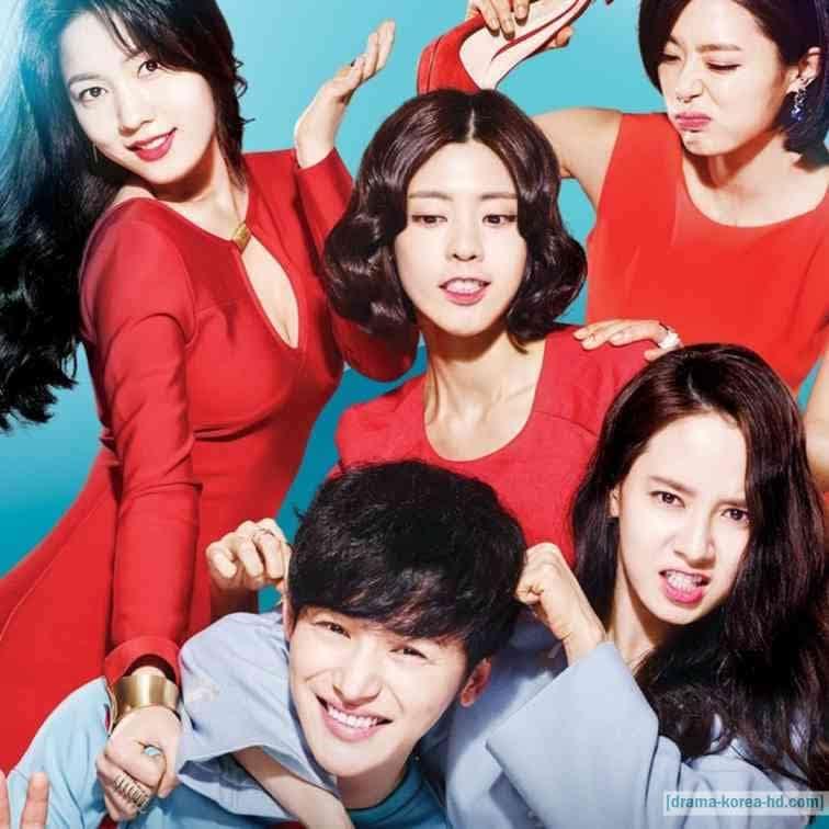 Ex-Girlfriend Club - Complete episode drama korea