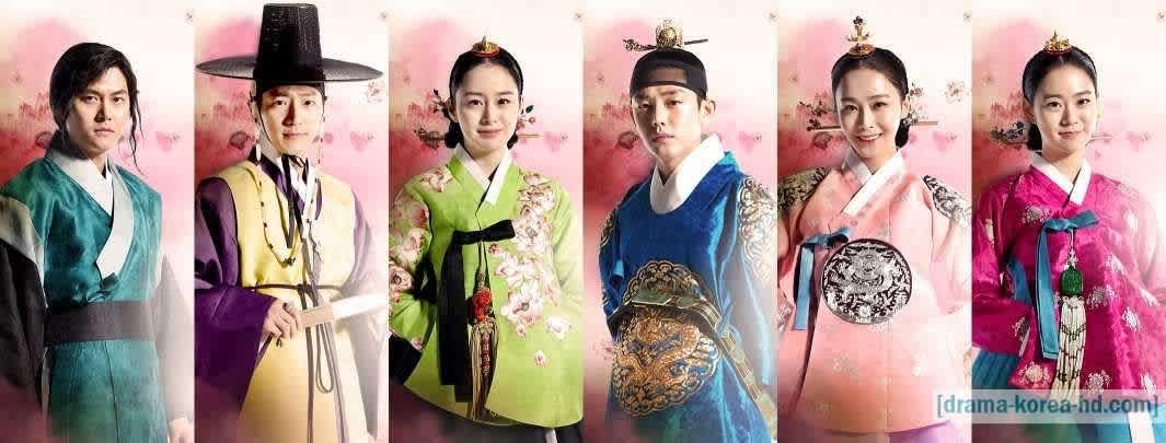 Jang Ok Jung, Live in Love drama korea