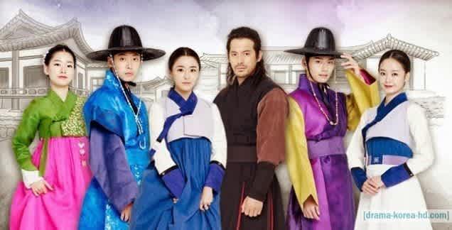 Maids - complete episode drama korea