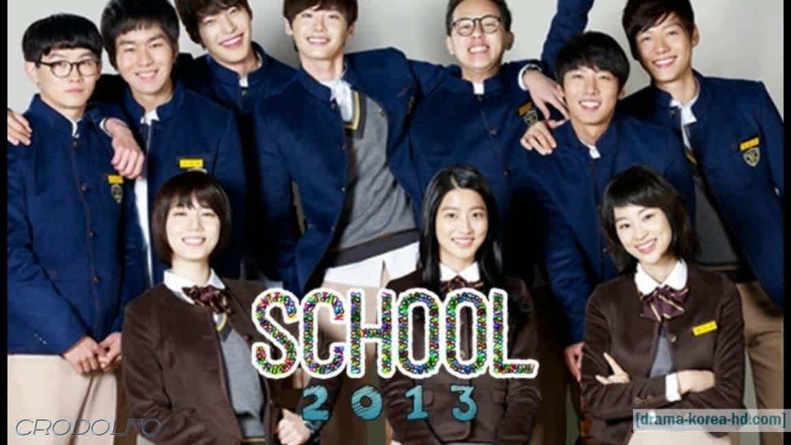 School 2013 - complete Episode drama korea
