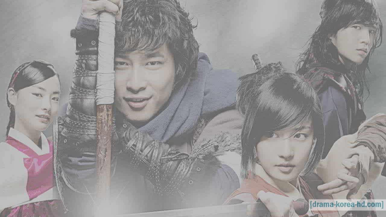 Hong Gil Dong - Full episode drama korea
