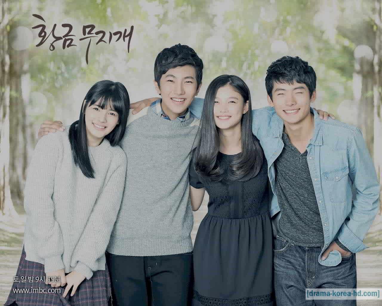 Golden Rainbow - All Episode drama korea