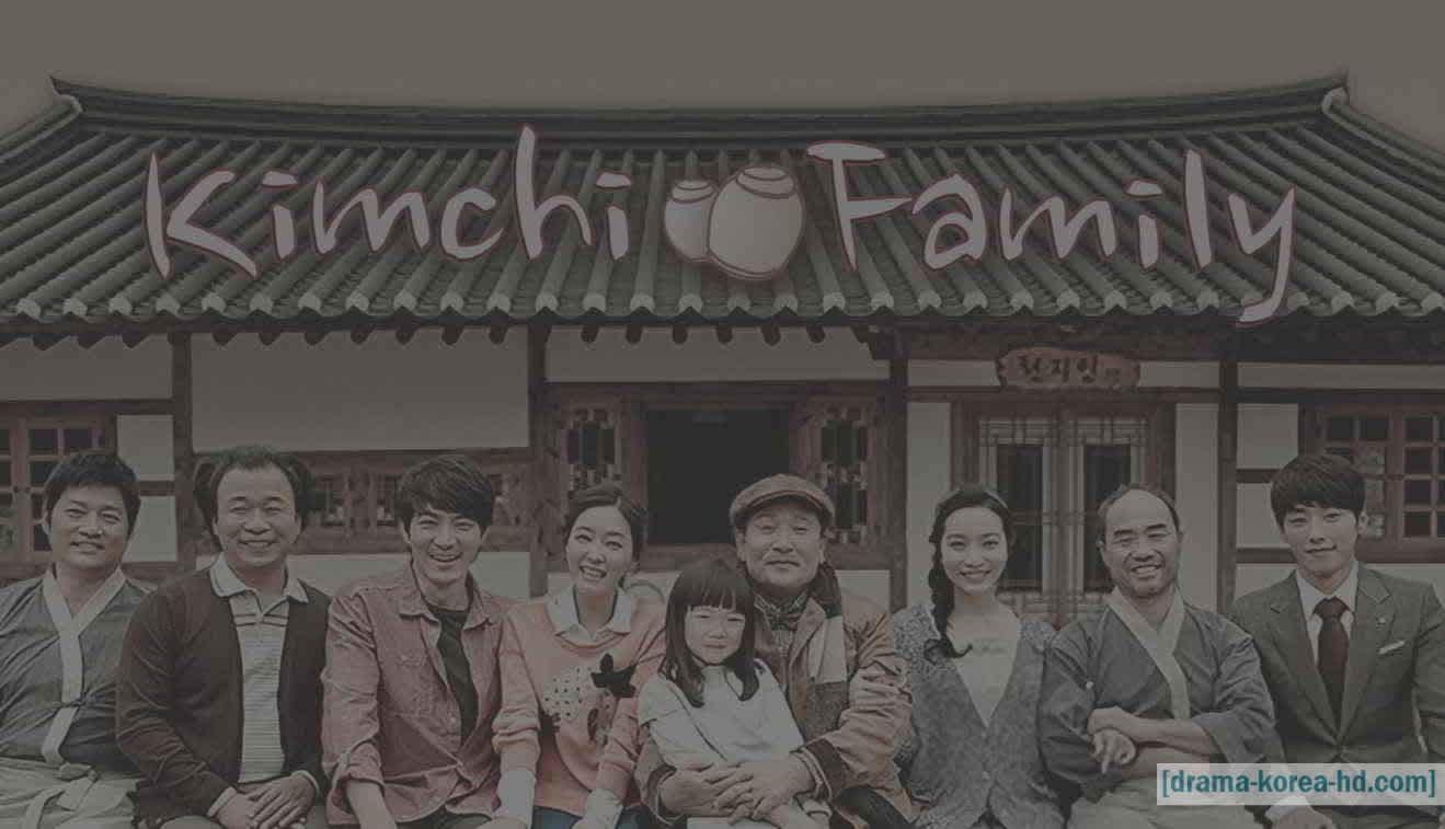 drama korea Kimchi Family - All Episode