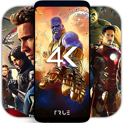 Direct Download 4K Superheroes Wallpapers – Live Wallpaper Changer 1.5.1 Apk Android