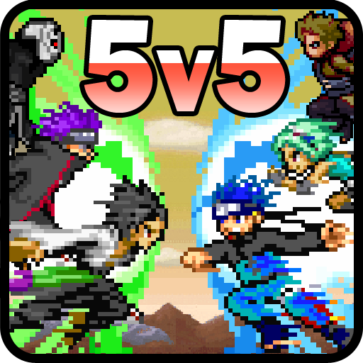Direct Download League of Ninja: Moba Battle 2 0 8 Apk Android