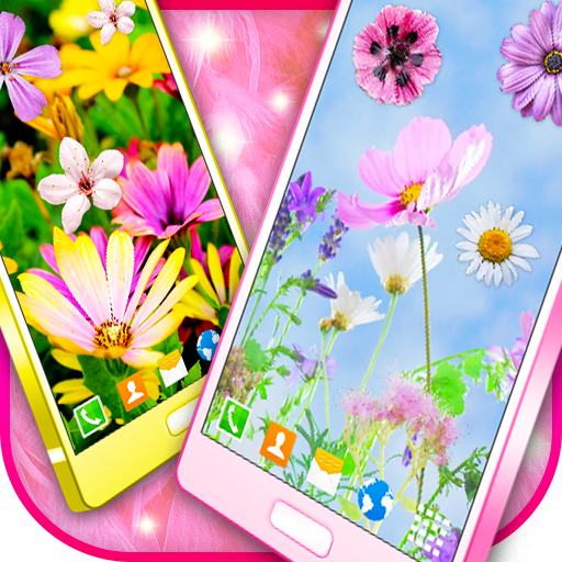 Direct Download Spring and Summer Flowers Live Wallpaper 4.10.0 Apk Android