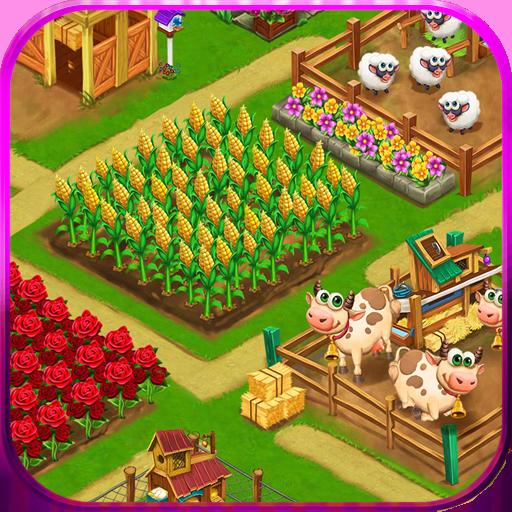 Download Farm Day Village Farming: Offline Games 1 2 8 Apk