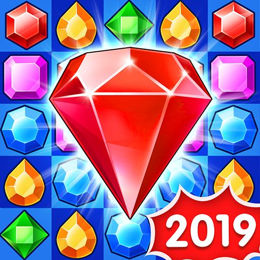 Download Jewels Legend – Match 3 Puzzle 2.16.5 Apk Android