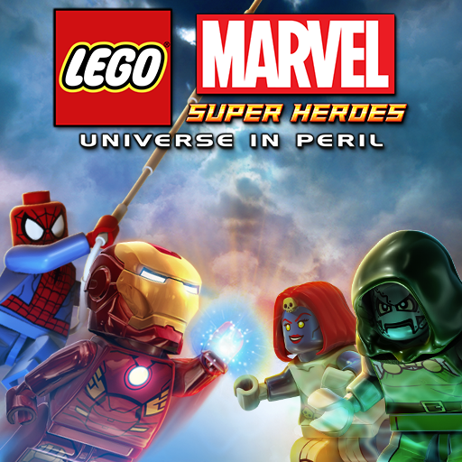 Download LEGO Marvel Super Heroes Apk Android