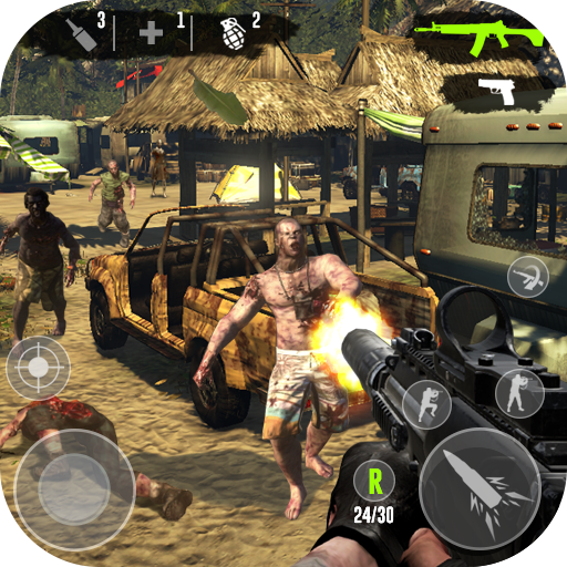 Download Zombie Shooter Hunt For Zombie 3D 1.03 Apk Android