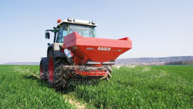 Dünger für Getreide