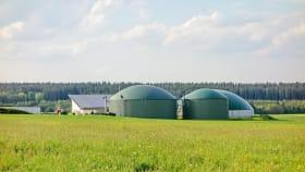 Biogasmischungen