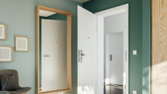 Einflügelige Türen