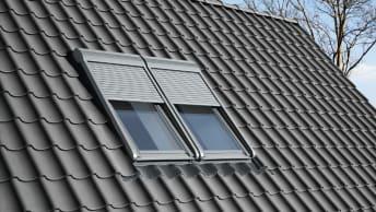 Dachfenster Beschattung