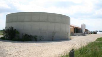 Behälterbau für Güllegruben, Agrarsilos oder Biogasanlagen