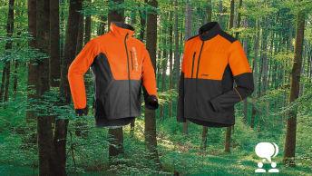 Produkttest Forstbekleidung