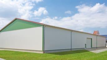 Agrarhallen für den landwirtschaftlichen Bereich mit BayWa Stall+Systeme verwirklichen