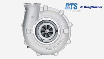 Hochwertige Turbolader von BTS