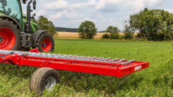Technik für die ökologische Landwirtschaft