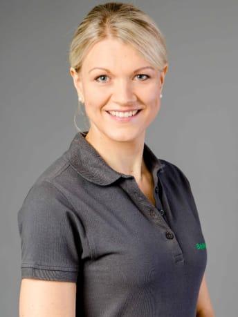 Nadja Sittel, Produktmanagerin Saatgut, Sachsen-Anhalt