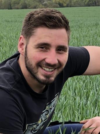 Landwirt Marcus Albert