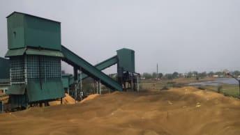 Biogasanlage in Chhattisgarh, Indien