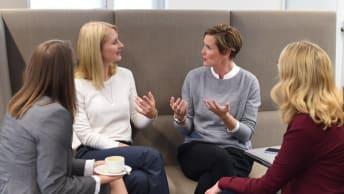 Teilnehmerinnen Connected Women